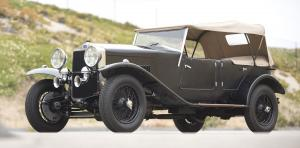 1928 O.M. 665 Supercharged Tourer