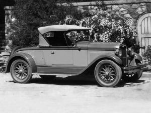 Oakland Greater Six Sports Roadster 1926 года
