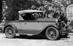 Oakland Greater Six Sports Roadster '1926