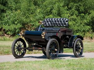 1905 Oldsmobile Model B Curved Dash Runabout