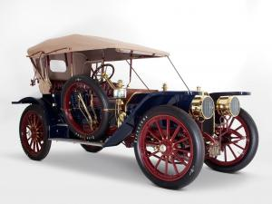 Oldsmobile Limited Touring 1908 года