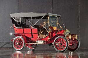 1909 Oldsmobile X3 Touring