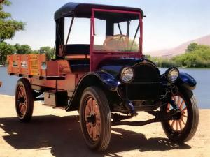 1916 Oldsmobile Flatbed