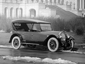 Oldsmobile Model 45 Touring 1917 года