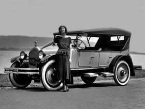 1921 Oldsmobile Model 47 Touring
