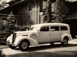 Oldsmobile Progress 8 Ambulance by Henney 1935 года