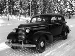 Oldsmobile Series F 4-Door Sedan 1937 года