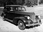 Oldsmobile L38 4-Door Touring Sedan 1938 года