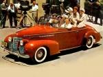 Oldsmobile 80 Convertible 1939 года