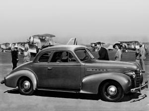 1939 Oldsmobile Series 70 Business Coupe