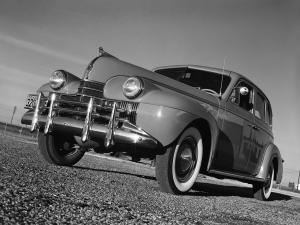 Oldsmobile Dynamic Series 70 Sedan 1940 года