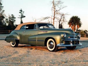 Oldsmobile Custom Cruiser 98 Convertible 1942 года