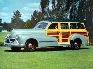 1946 Oldsmobile Special 66 Station Wagon