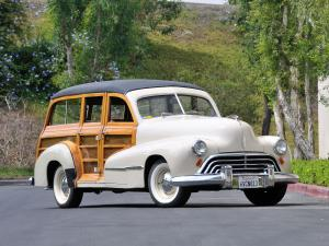 Oldsmobile Special 66/68 Station Wagon 1947 года