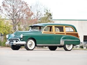 Oldsmobile 76 Deluxe Station Wagon 1949 года