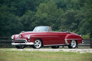 Oldsmobile 88 Convertible Street Rod 1949 года