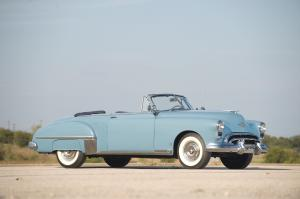 1949 Oldsmobile 88 Convertible