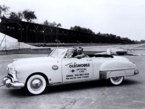 1949 Oldsmobile Futuramic 88 Convertible Indy 500 Pace Car