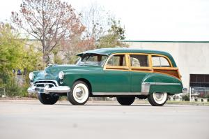 1949 Oldsmobile Series 76 Station Wagon
