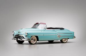 Oldsmobile 98 Convertible 1951 года