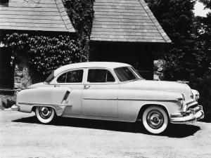 1951 Oldsmobile Super 88 Deluxe Sedan