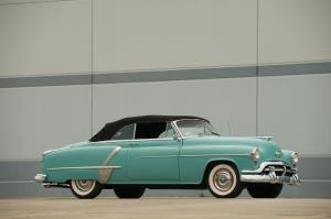 Oldsmobile Super 88 Convertible 1952 года