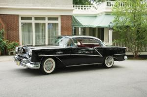 Oldsmobile 98 Holiday 2-Door Hardtop 1954 года