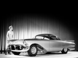 Oldsmobile Cutlass Concept Car 1954 года