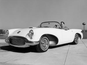 Oldsmobile F88 Concept Car 1954 года