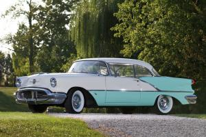 1956 Oldsmobile 88 Holiday 2-Door Hardtop