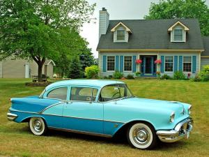 1956 Oldsmobile Super 88 2-Door Sedan