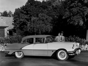 1956 Oldsmobile Super 88 Sedan