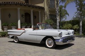 Oldsmobile 88 Convertible Coupe 1957 года