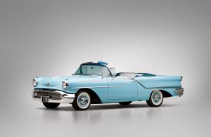 1957 Oldsmobile Golden Rocket 88 J-2 Convertible