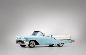 Oldsmobile Super 88 Convertible 1957 года