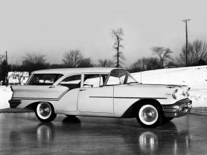 1957 Oldsmobile Super 88 Fiesta Station Wagon