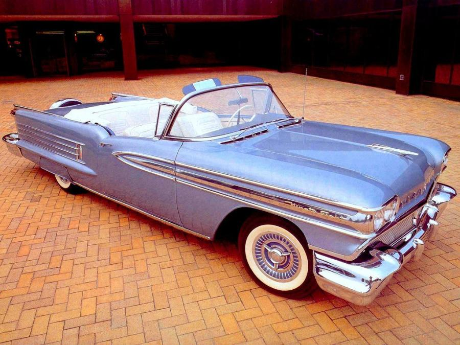 Oldsmobile 98 Convertible '1958