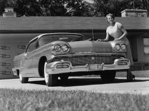 1958 Oldsmobile Dynamic 88 Holiday Coupe