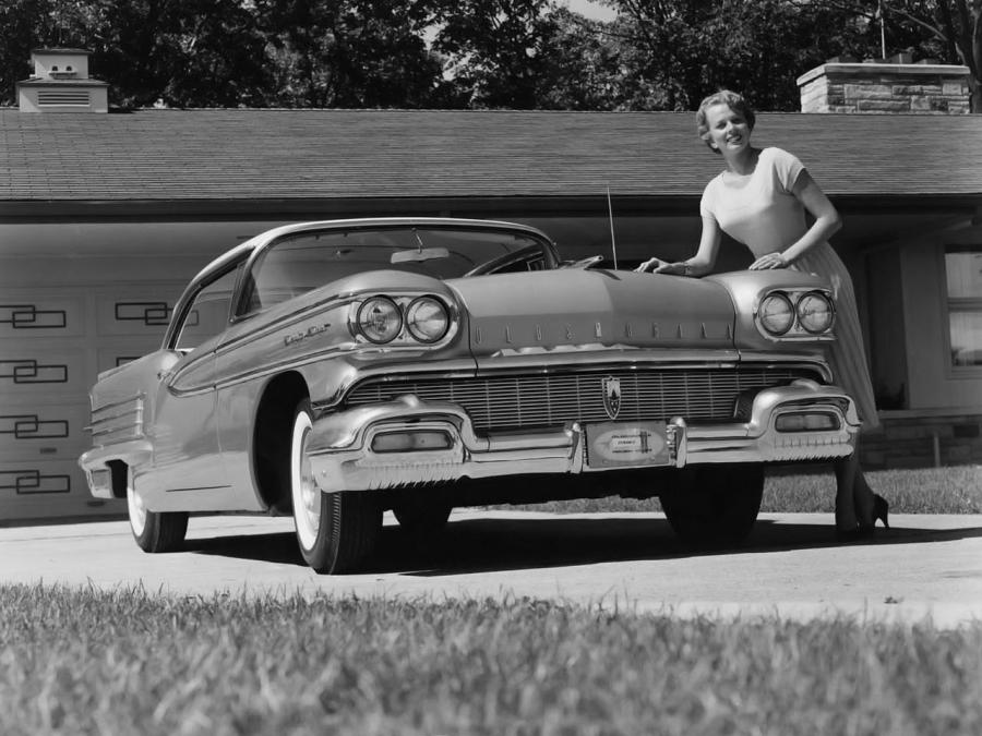 Oldsmobile Dynamic 88 Holiday Coupe