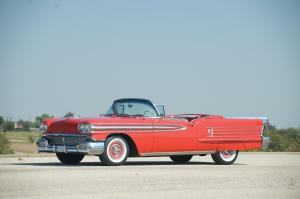 Oldsmobile Super 88 J-2-Rocket Convertible 1958 года
