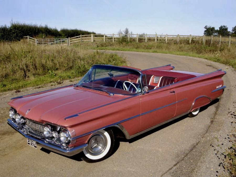 Oldsmobile 98 Convertible '1959