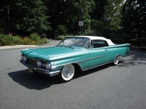 1959 Oldsmobile Super 88 Convertible