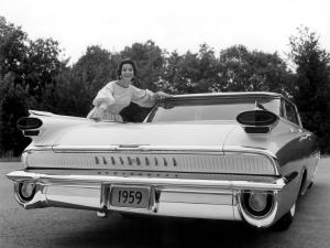 1959 Oldsmobile Super 88 Holiday Sport Sedan
