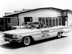 1960 Oldsmobile 98 Convertible Indy 500 Pace Car