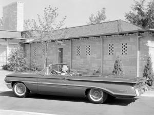 Oldsmobile 98 Convertible 1960 года
