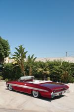 Oldsmobile Custom Convertible Aladdin by John d'Agostino 1961 года