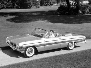 Oldsmobile Dynamic 88 Convertible 1961 года