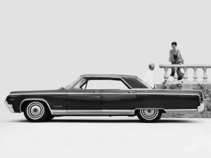 Oldsmobile 98 Holiday Sports Sedan 1964 года
