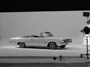 1964 Oldsmobile F-85 Cutlass Convertible