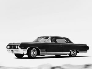 Oldsmobile Starfire Holiday Coupe 1964 года